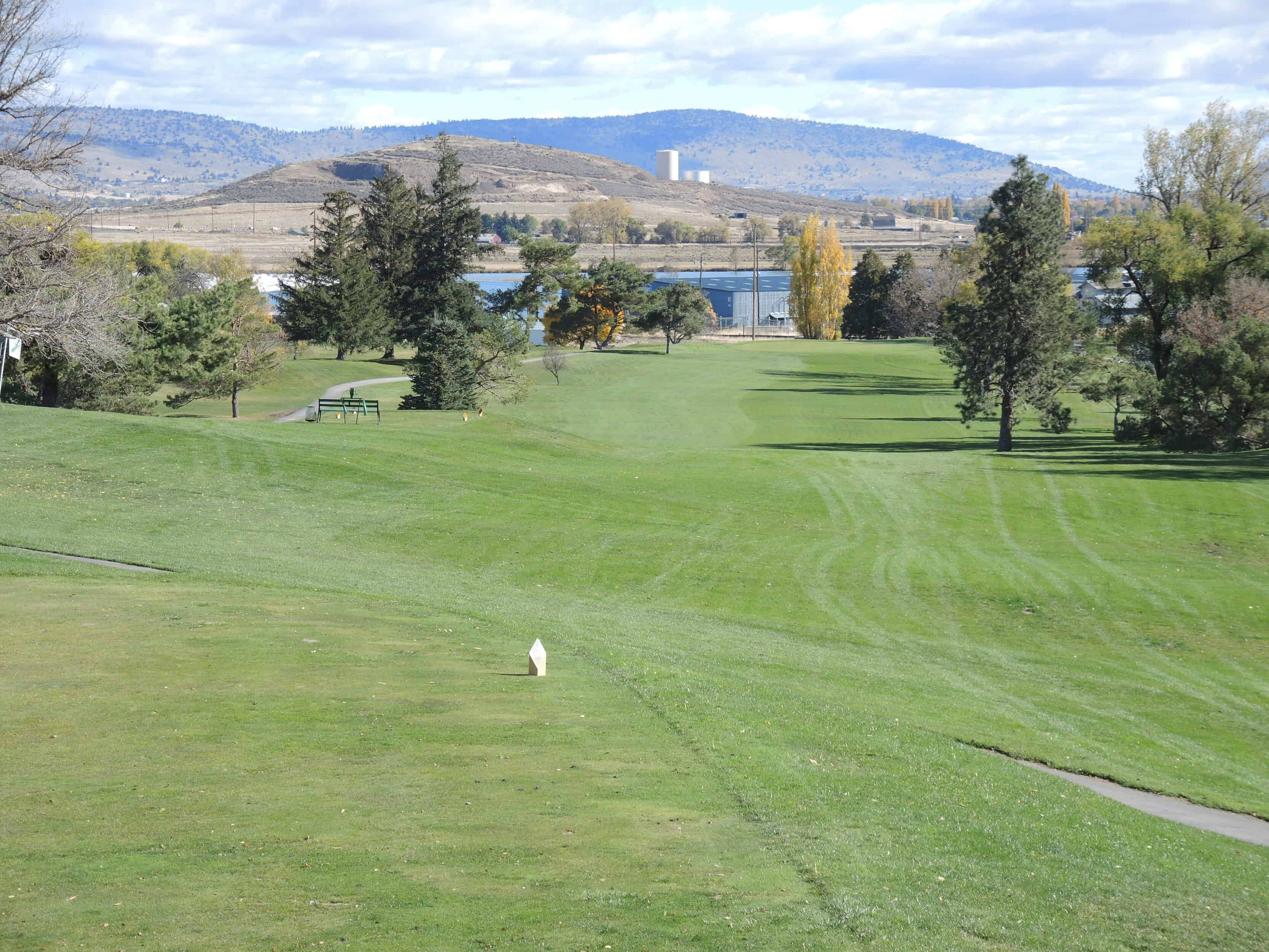 Reames Golf And Country Club Oregon Courses