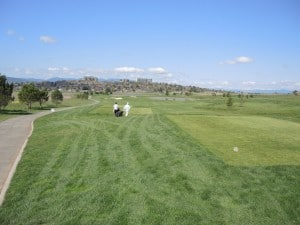 Centennial golf