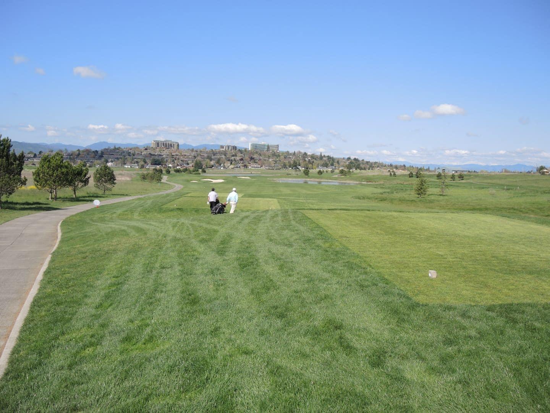 Centennial golf Medford