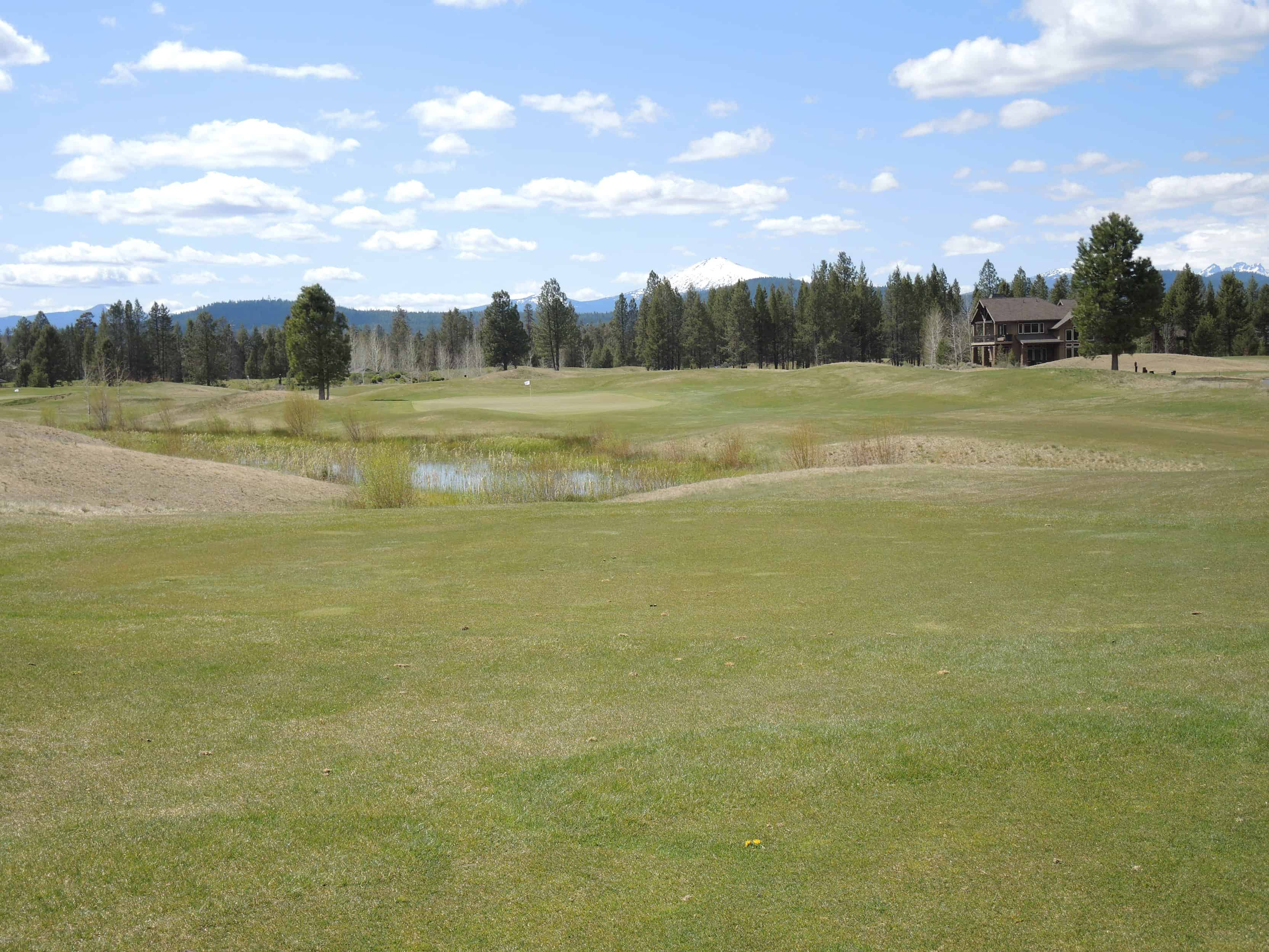 Caldera golf Sunriver