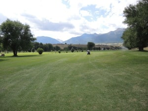Alpine Meadows golf