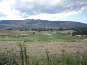 Buffalo Peak golf