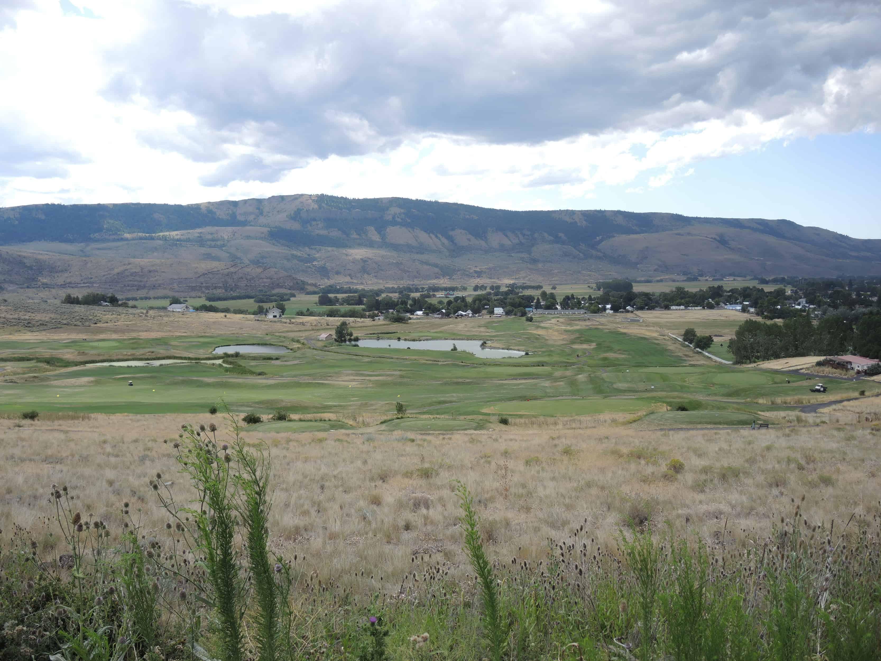 Buffalo Peak golf La Grande