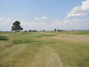 Christmas Valley golf