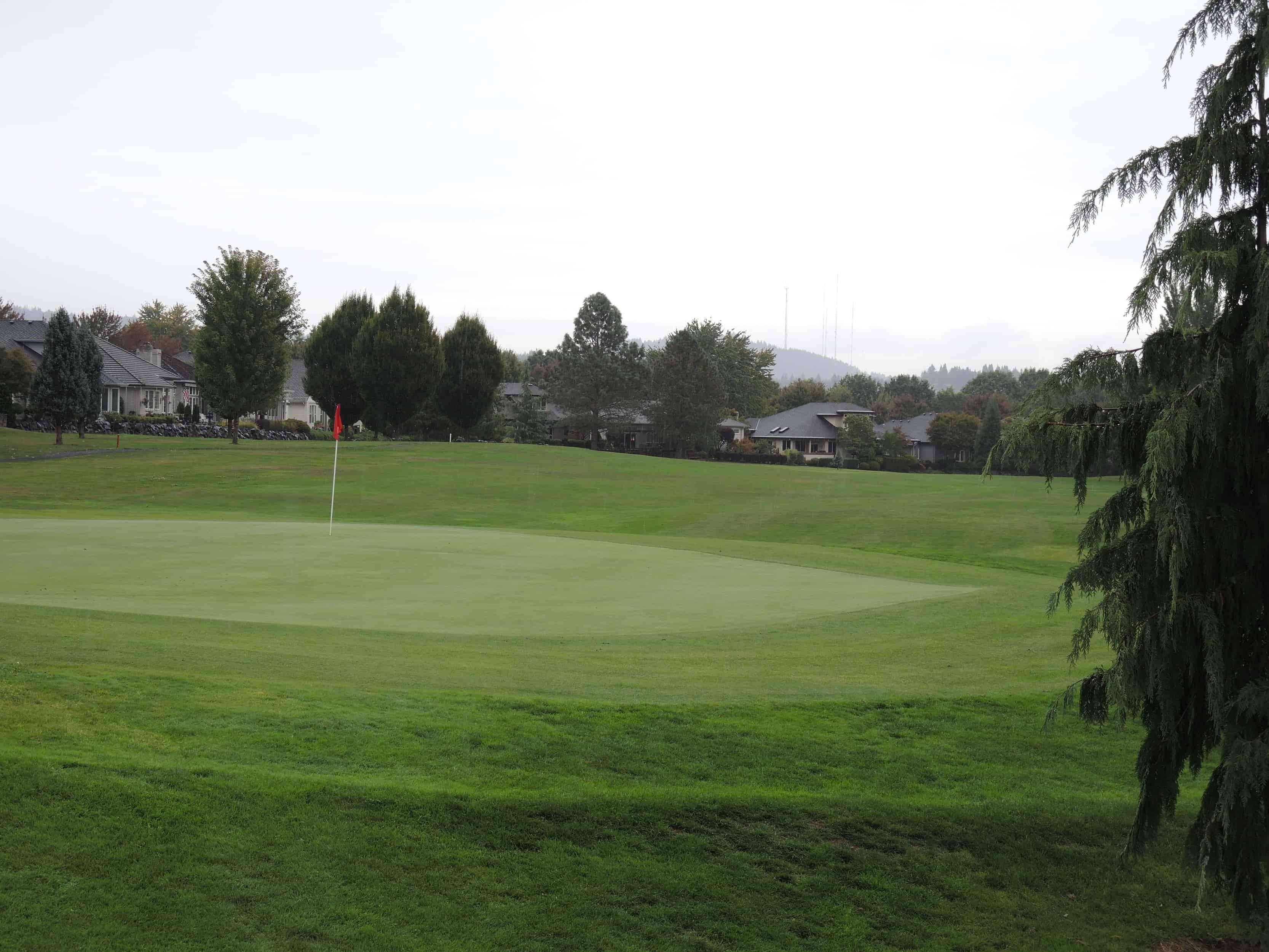 Claremont golf Portland