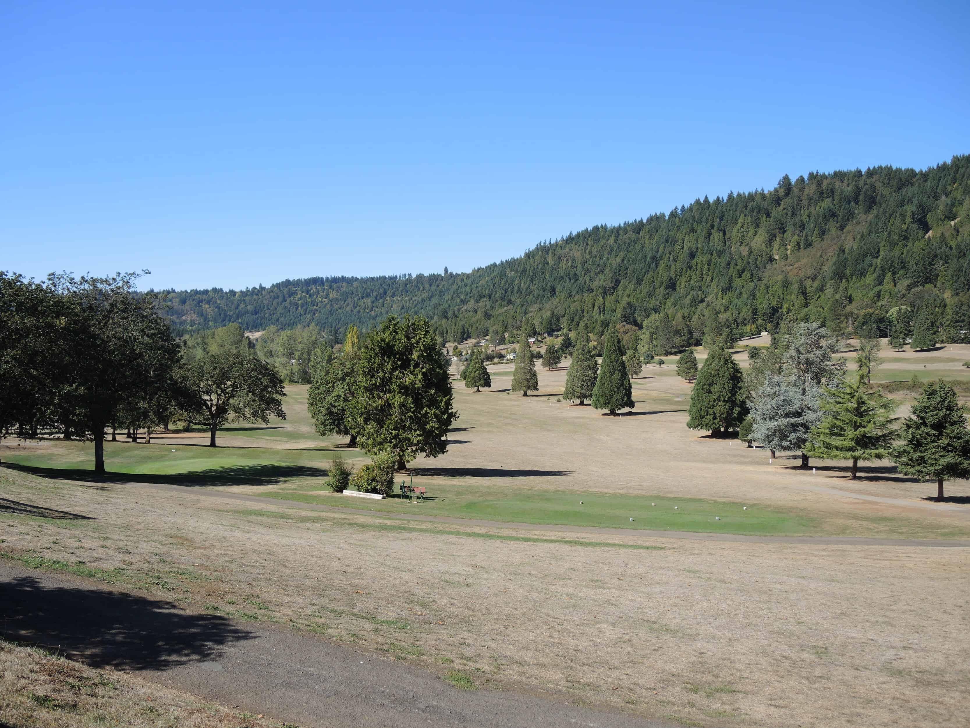 Circle Bar golf Oakridge