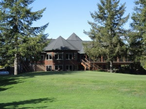 Alderbrook golf