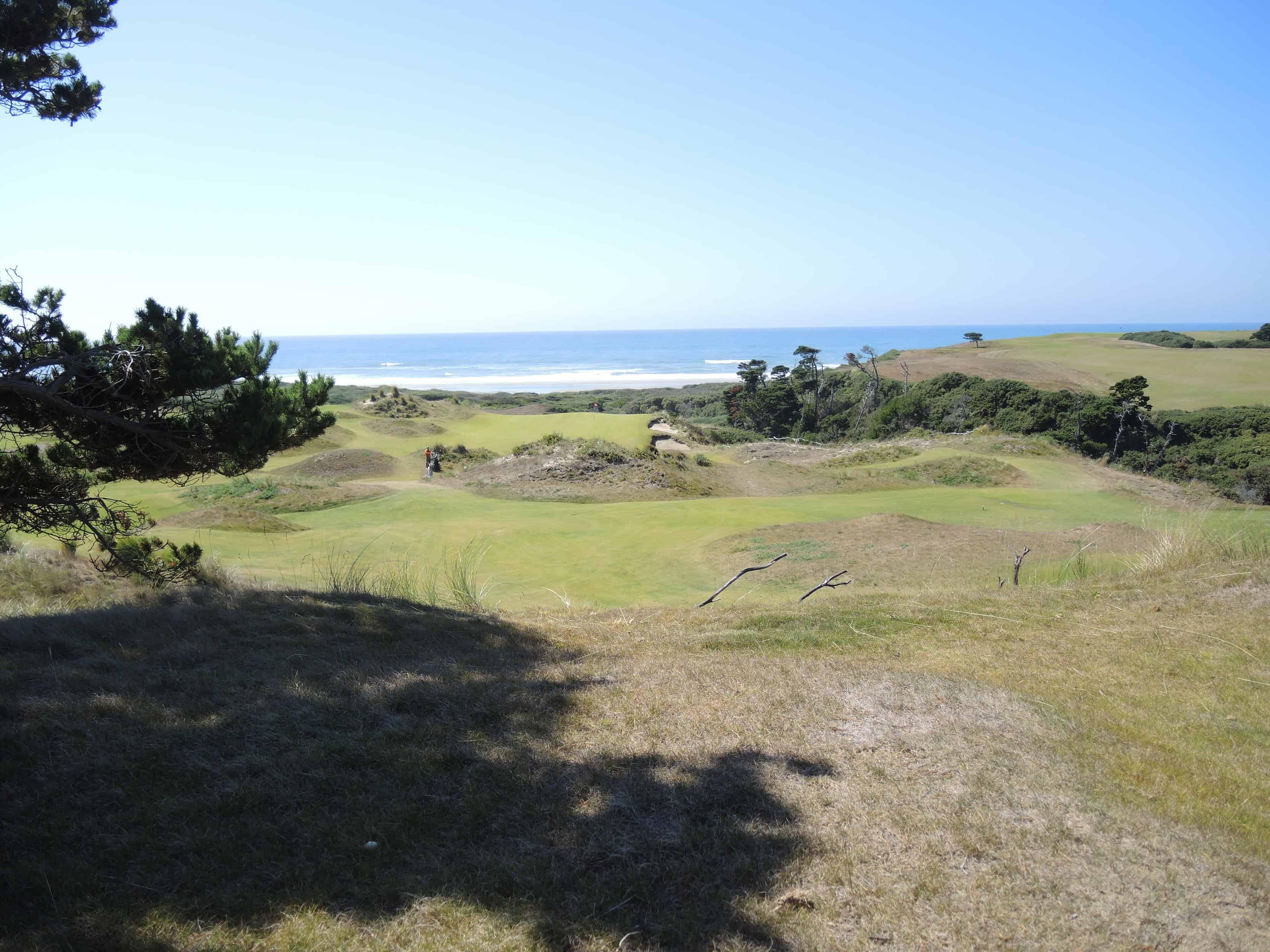 Bandon Preserve golf