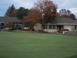 Charbonneau golf