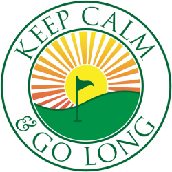 Keep Calm and Go Long logo
