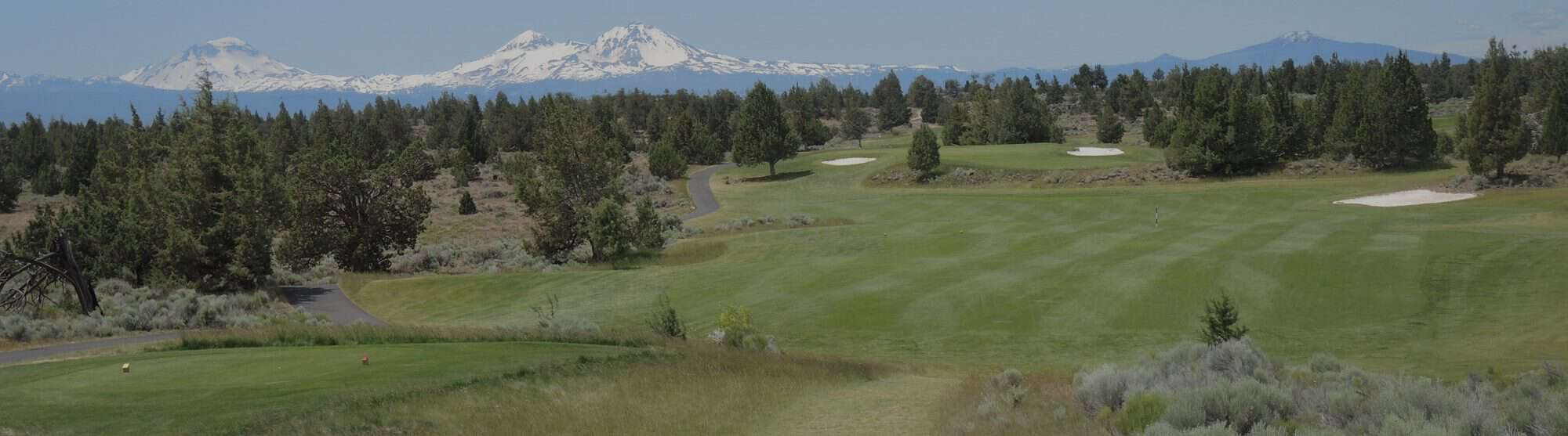 Oregon Courses - A State-Wide Map & Individual Golf Course Descriptions