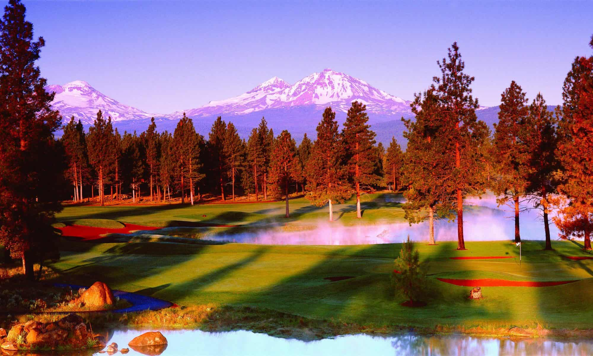 Aspen Lakes golf