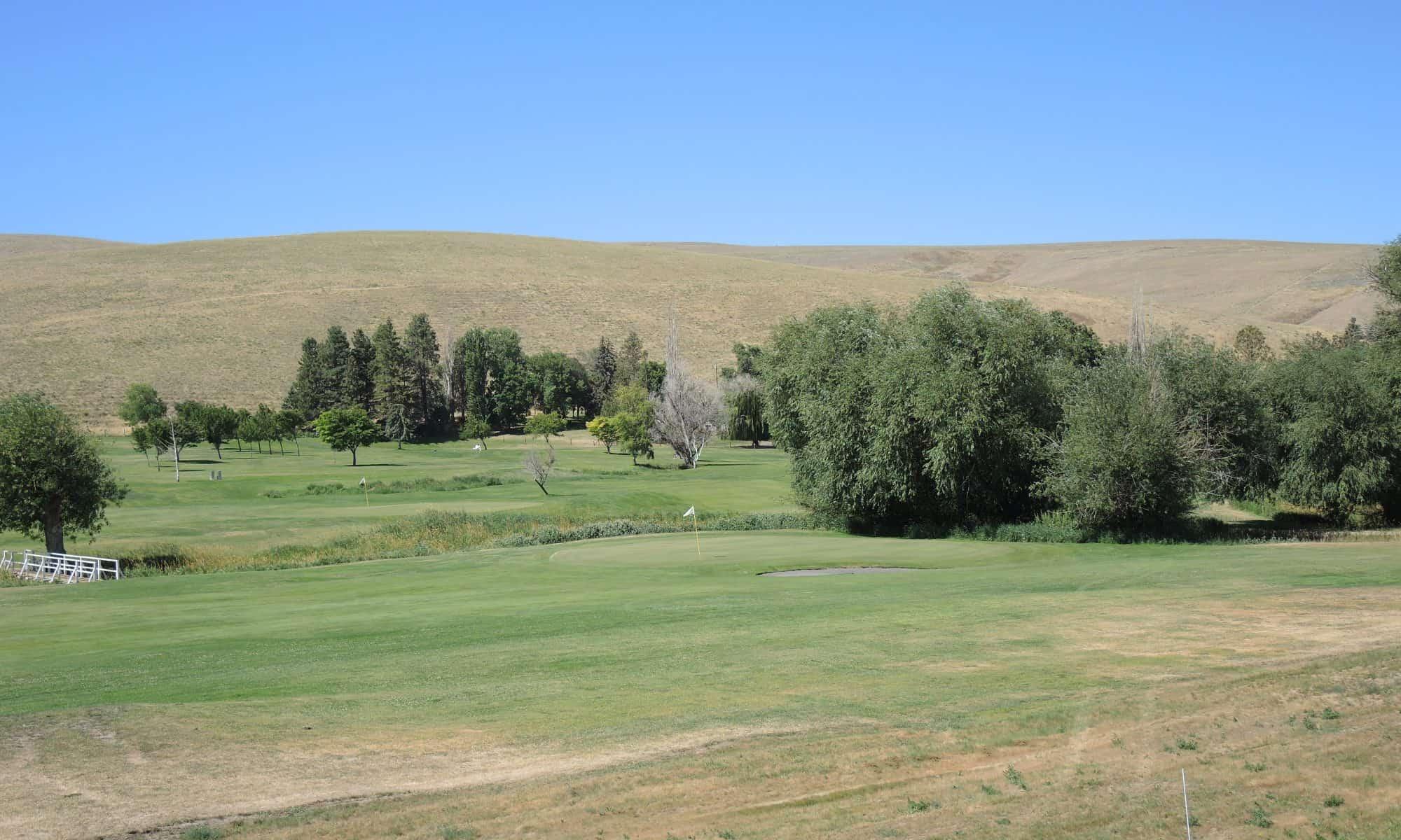 Heppner golf