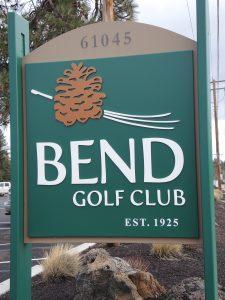 Bend Golf
