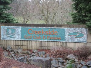Creekside golf