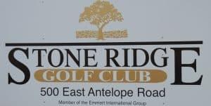 Stone Ridge golf