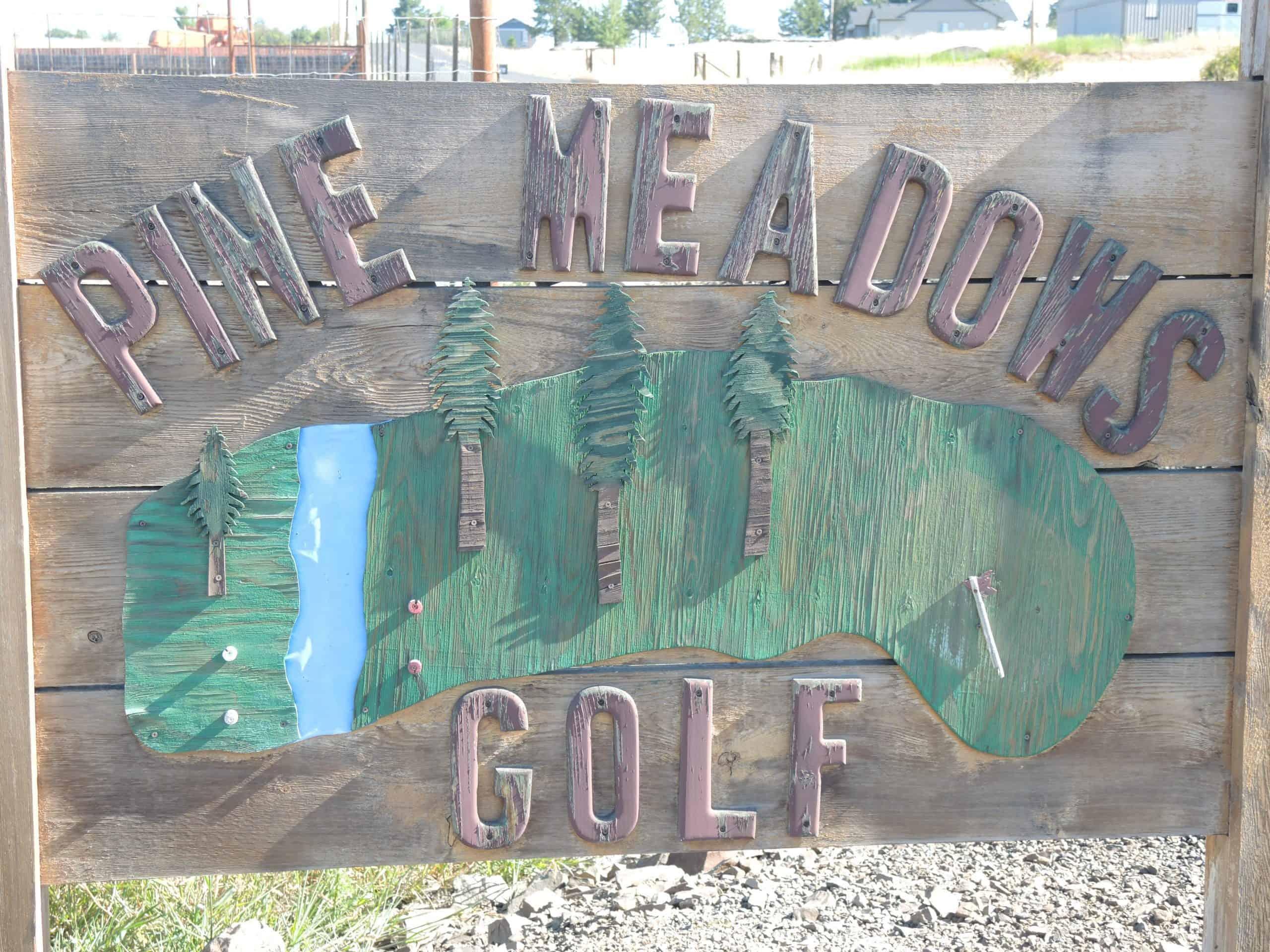 Pine Meadows Golf Course - Oregon Courses